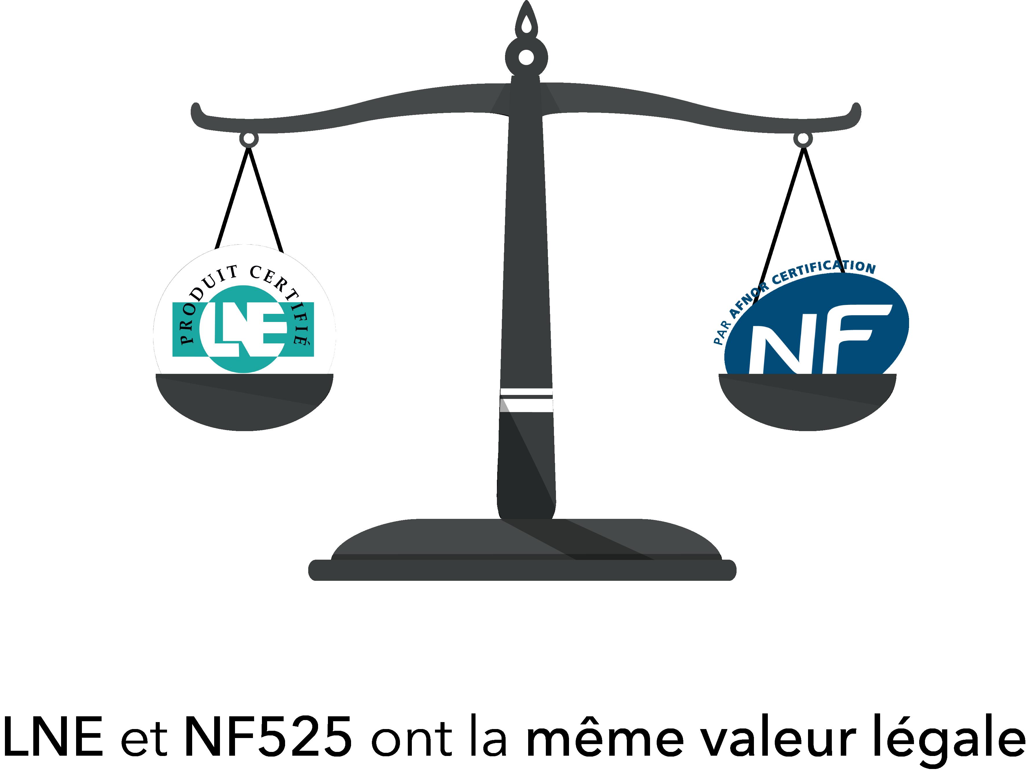 LNE NF525 MEME VALEUR
